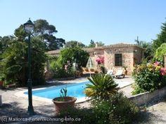 Ruhige Finca - Mallorca, privater Pool, Klimaanlage, W-Lan, Golfplatz 1,5 KmFerienhaus in Llucmajor  von @homeaway! #vacation #rental #travel #homeaway