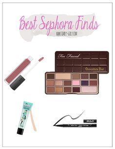 Best Sephora Finds!!