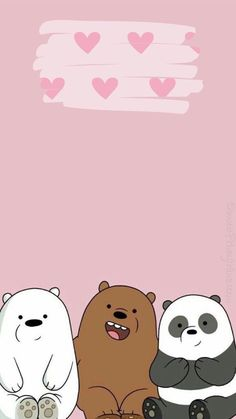 we bare bears wallpapers \ wallpapers on wall _ wallpapers on wall bedrooms _ wallpapers iphone fondos _ aesthetic wallpapers _ iphone wallpapers _ we bare bears wallpapers _ cute wallpapers aesthetic _ pubg wallpapers Panda Wallpaper Iphone, Cute Panda Wallpaper, Disney Phone Wallpaper, Soft Wallpaper, Bear Wallpaper, Kawaii Wallpaper, Cute Wallpaper Backgrounds, Galaxy Wallpaper, Wallpaper Desktop