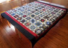 Classic Memory Quilt by Patchwork Memories