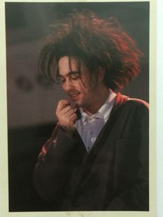 Robert Smith '85 (postcard from my private collection)