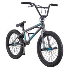 Youth Mongoose 20-Inch Legion L20 BMX Bike, Grey