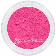 Colorante para velas rosa chicle, pigmento.