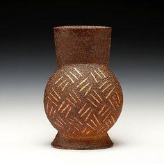 Schaller Gallery   Bruce Cochrane   Double Disc Vase