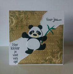 Panda marianne design opkikker