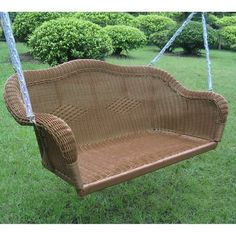 Looking for International Caravan Furniture Piece Resin Wicker Hanging Loveseat Swing ? Check out our picks for the International Caravan Furniture Piece Resin Wicker Hanging Loveseat Swing from the popular stores - all in one. Wicker Porch Swing, Wicker Trunk, Patio Swing, Wicker Shelf, Hammock Swing, Hammock Chair, Porch Swings, Hammocks, Wicker Dresser