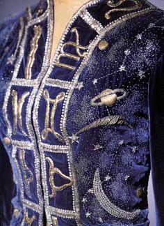 Elsa Schiaparelli zodiac jacket 1938