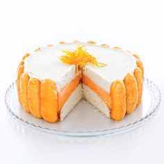 We transformed the flavors of a creamsicle into a showstopping cake—just in time to celebrate National Creamsicle Day.