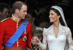 """2011 Royal Wedding--William & Kate  (KATE is the best thing that has happened to the Royal Family in generations."""""""
