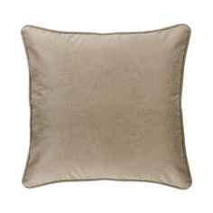 HiEnd Accents Silverado Euro Sham Faux Leather - WS1618E2