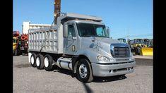 2007 FREIGHTLINER COLUMBIA TRI AXLE STEEL DUMP TRUCK FOR SALE IN MIAMI, FL Dump Trucks For Sale, Heavy Duty Trucks, Used Trucks, Heavy Machinery, Sale Promotion, Heavy Equipment, Columbia, Miami, Steel