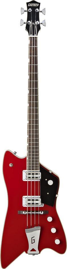 G6199B Billy-Bo Jupiter Thunderbird Bass by Gretsch® Electric Guitars