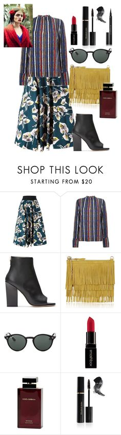 С характером !!! by samuraika on Polyvore featuring мода, Marni, Oasis, Ray-Ban, Elizabeth Arden, Smashbox, Givenchy and Dolce & Gabbana Fragrance