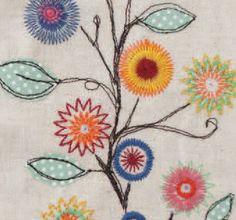 flower stitcher - Google Search