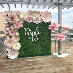Flower Wall Backdrop, Floral Backdrop, Wall Backdrops, Backdrop Decor, Paper Backdrop, Wall Decor, Wall Art, Large Paper Flowers, Paper Flower Wall