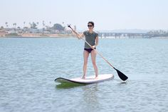 La foto de paddle surf de Oleg.