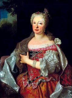 Infanta D. Bárbara de Portugal, Princesa da Beira e Rainha da Espanha(1711-1758). Casa Real: Bragança; Bourbon Editorial: Real Lidador Portugal Autor: Rui Miguel