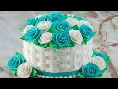 Amazing Chocolate Cake Decoration - Amazing Cakes Decorating Compilation - Most Satisfying Cake - YouTube