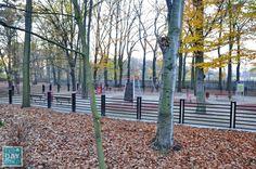 Developer wybudował w Parku Dąbskim naprawdę fajny plac zabaw.