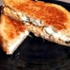 Jalapeno popper grilled cheese sandwich looks yummy