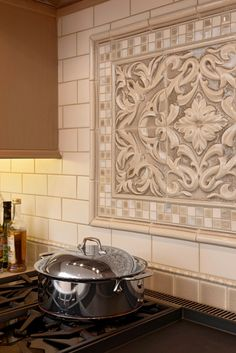 kitchen backsplash plaques Download - Encore Ceramics