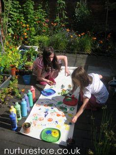 NurtureStoresmall family gardens