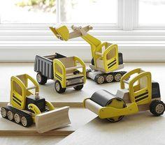 Construction Vehicles   Pottery Barn Kids