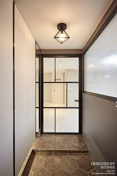 House Entrance, Entrance Doors, Study Cafe, Narrow House, Dressing Room, Mudroom, Glass Door, Interior Design, Flooring