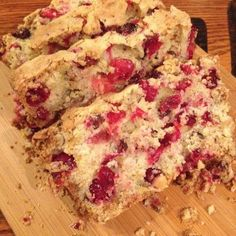 cranberry hazelnut bread | Made Just Right by Earth Balance vegan plantbased