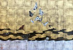 Dancing Foreign Butterflies (Takahide Komatsu)