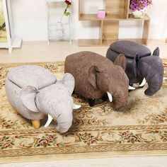 Look to the Elephant Storage Stool to bring playful extra seating to your favorite spaces. Shop for trendy animal storage stools at the Apollo Box. Storage Stool, Cubby Storage, Pedicure Chairs For Sale, Apollo Box, Bedroom Seating, Modern Stools, Ride On Toys, Chair Makeover, Accent Chairs For Living Room