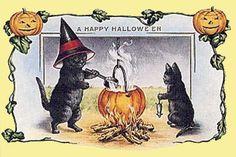 vintage halloween | Artzigogoli: Happy Halloween
