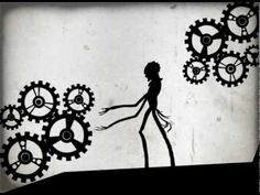 transitions/flow, black and white, cut-outs Title Sequence, Motion Graphics, Cut Outs, Flow, Animation, Letters, Make It Yourself, Black And White, Videos
