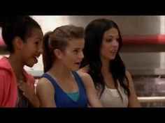 The Next Step Season 1  Group 4 Auditions