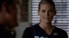 Ugh, Castle. Beckett's face when he says she was into him first
