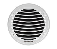 """The PM210SX is a white 10"""" subwoofer designed for marine watercraft or powersports applications. It features a color matched luxury grille and is UV and moisture resistant. Can be used in sealed, vented or infinite baffle installations"""