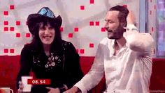 Noel Fielding & Julian Barratt : Darn these two Julian Barratt, Noel Fielding, The Mighty Boosh, Through Time And Space, British Comedy, Fantasy Male, Together Forever, Gifs, The Funny