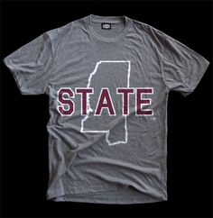 Support the Mississippi State Bulldogs in this super soft, tri-blend tee with vintage look and feel. Unisex fit for men and women. Sure to be your favorite tee! Go MSU Bulldogs! Msu Game, Bulldog Game, Mississippi State Bulldogs, Georgia Bulldogs, College Outfits, College Shirts, Sorority Shirts, My Style, Mens Tops