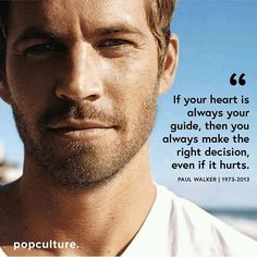 Remembering #PaulWalker, who would have turned 44 today. - PopCulture (@popculture)