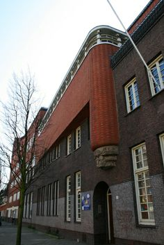 SPQA Amsterdam: De school in Het Schip van Michel de Klerk [UPDATE]
