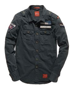 military shirts - Buscar con Google