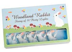 verrukkelijke Woodland Rabbit lichtslinger Toys | kinderen-shop Kleine Zebra