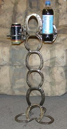 Freestanding Drink Holders.  Great for the patio, living room or den.  Available in one or two cup styles.