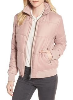 6d8fa7976fa8 quilted velvet jacket by Trouve. Revel in throwback  80s style with this  quilted velvet