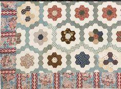 English quilt from Bonham's Auctions.