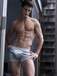 Diego Miguel Showing Off bulge In Boxer Briefs