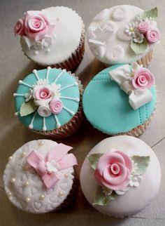 Beautiful cupcake designs