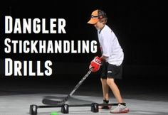 Five Stickhandling Ball Drills – Hockey Review HQ