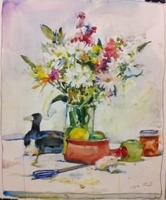 Local Color, Your Paintings, Painting Portraits, Flower Lights, Oil Painters, Still Life Art, French Artists, Best Artist, Trees To Plant