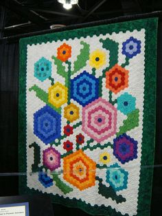 Olson, Allegra 'Lee' - Not Grandmother's Flower Garden by Ms.Alleycat, via Flickr